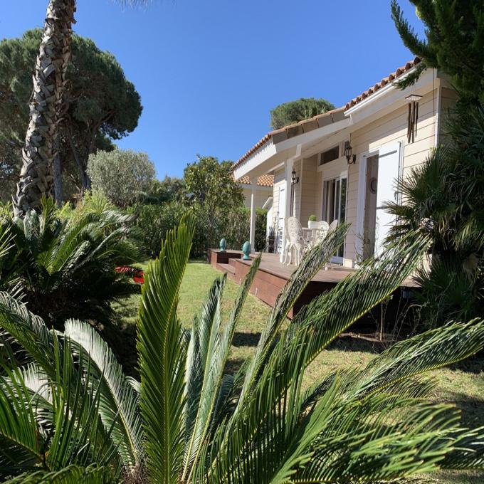 Location de vacances Chalet Gassin (83580)