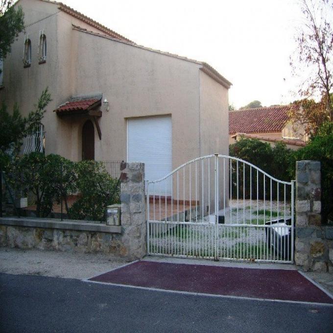 Location de vacances Maison / Villa Hyeres plage (83400)