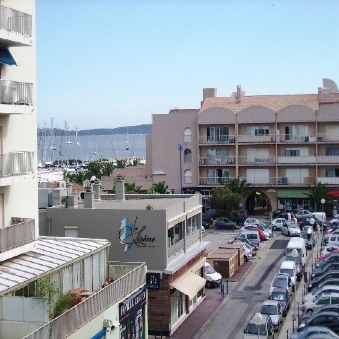 Location de vacances Appartement Carqueiranne (83320)